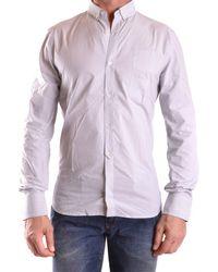 Neil Barrett Camisas casual - Morado
