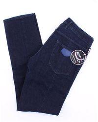 Jacob Cohen Jeans modell 688 - Blau