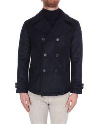 Brooksfield Capispalla cappotti - Blu