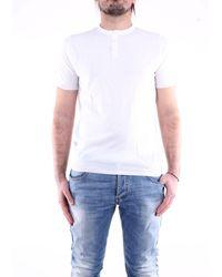 Jeordie's Camiseta blanca de manga corta jeordie - Blanco