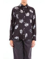 Lanvin Shirts général - Noir