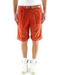 White Sand Pantalones cortos bermudas - Rojo