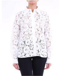 N°21 Camisas blusas - Blanco
