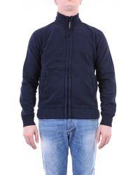 C.P. Company Cp company es sweatshirt mit reißverschluss - Blau