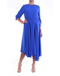 Jucca Vestidos largo - Azul