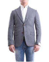 Eleventy Chaquetas chaqueta de sport - Gris