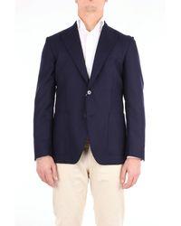 Angelo Marino Chaquetas chaqueta de sport - Azul