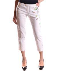 DSquared² Pantalones vaqueros regular - Blanco