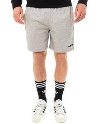 adidas Pantaloncini e 3s shrt du0493 - Grau