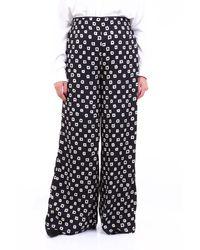 Jucca Pantalon culottes - Noir