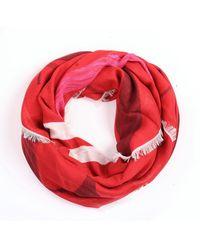 Valentino Trousse écharpe - Rouge