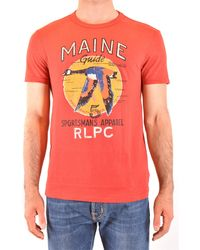 Polo Ralph Lauren Camiseta - Rosa