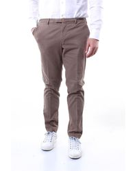 PT01 Pantalon chino coupe skinny business - Multicolore