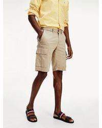 Tommy Hilfiger Shorts e bermuda beige - Multicolore