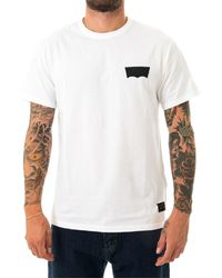 Levi's T-shirt levi's skate graphic ss tee 34201-0029 - Weiß