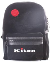 Kiton Zaini - Nero