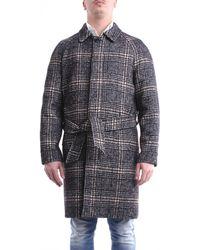 Paltò Prendas de abrigo largo - Multicolor