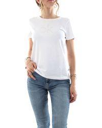 Calvin Klein T-shirt e canotte bianco