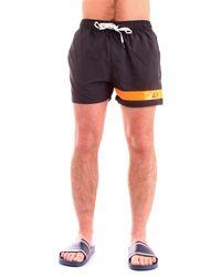 Sun 68 Traje de baño pantalones cortos mar - Negro
