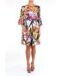 Blugirl Blumarine - Robes court - Lyst