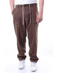 Covert Pantalone color biscotto - Marrone