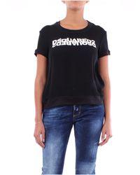 DSquared² T-shirt à manches courtes - Noir