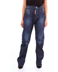 DSquared² Dsquared 2 jeans regulares oscuros - Azul