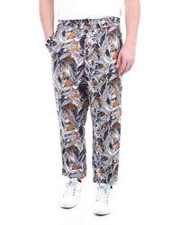 CHOICE - Pantaloni regular - Lyst