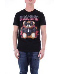 Moschino T-shirt manica corta - Nero