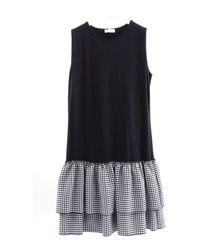 Pinko Robes cours fille - Noir