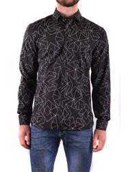 Neil Barrett Shirts sport - Noir