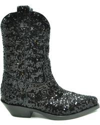 Dolce & Gabbana Botas - Negro