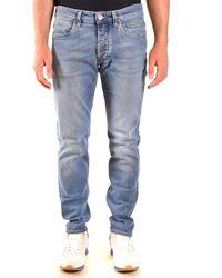 Siviglia Pantalones vaqueros regular - Azul