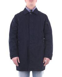 C.P. Company Vestes long - Bleu