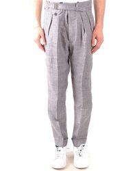 Lardini Pantalon classics - Gris