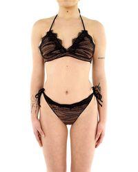 Yes Costumi da mare donna bronzo - Noir