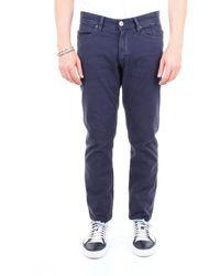 Jeckerson Trousse pantalone - Azul