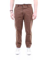 Haikure Pantalones regular - Marrón