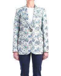 Pinko Giacche blazer donna mult grigio - Bleu