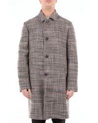 Schneiders Abrigo de lana en forma - Multicolor