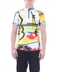 Off-White c/o Virgil Abloh Camiseta manga corta - Multicolor