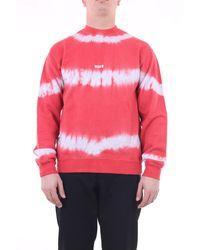 MSGM Sweat-shirts à col rond - Rose