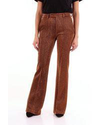 Department 5 Pantalon chino - Marron