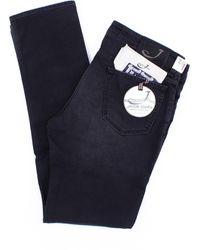 Jacob Cohen Jeans modello 688 di colore nero
