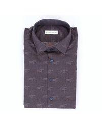 Etro Camicie casual - Grigio
