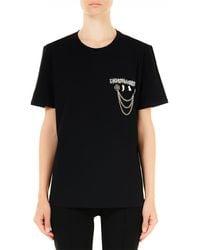 Liu Jo T-shirt e canotte nero