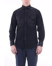 Saint Laurent Shirts sport - Noir