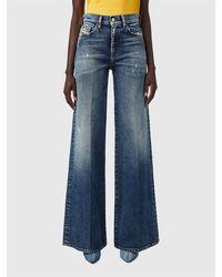 DIESEL Jeans - Blu