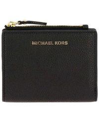 Michael Kors Carteras titular de billetes - Negro
