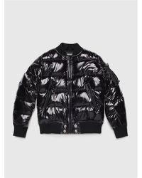 DIESEL Capispalla e giacche ragazza - Nero